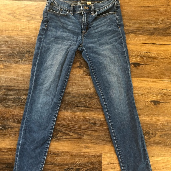 J. Crew Factory Denim - J crew jeans